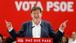 Ximo Puig gana las elecciones en la Comunitat