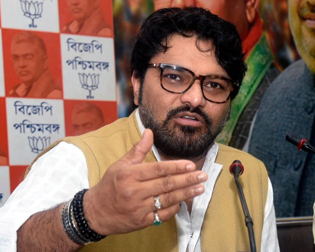 Clashes In West Bengal's Asansol, Babul Supriyo's Car