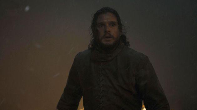 Jon Snow comprend qu'absolument rien ne se déroule comme