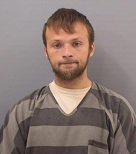 Mugshot of Michael Cummins taken in Sumner County, Tennessee.