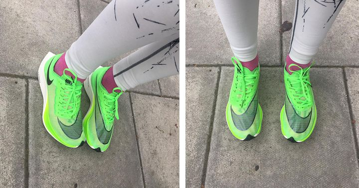 Nike Zoom X Vaporfly Next% Review: Can A Pair Of Trainers Actually ...