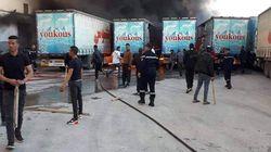 Tébessa: 13 blessés dans des protestations contre l''usine Youkous,