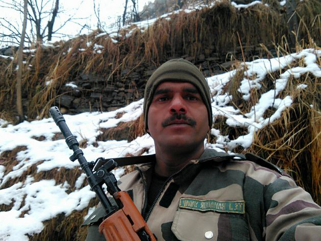 Sacked BSF Soldier Tej Bahadur Moves SC Against EC's Cancellation Of His