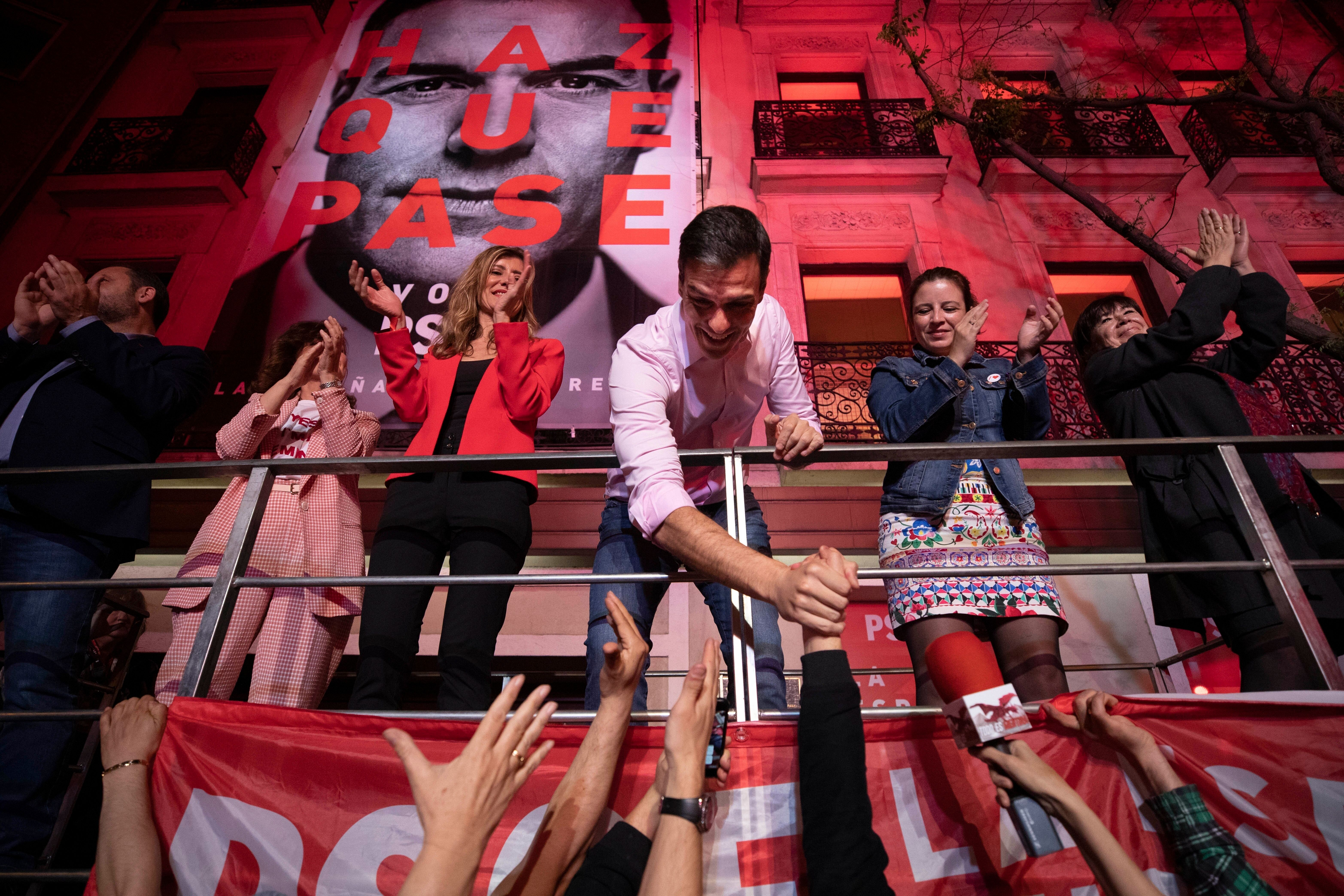 Socialists Win Spanish Election But Fail To Secure Majority