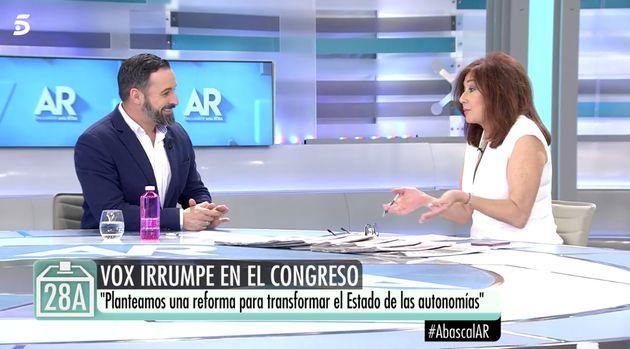 La pulla de Ana Rosa Quintana que pilló por sorpresa a Santiago