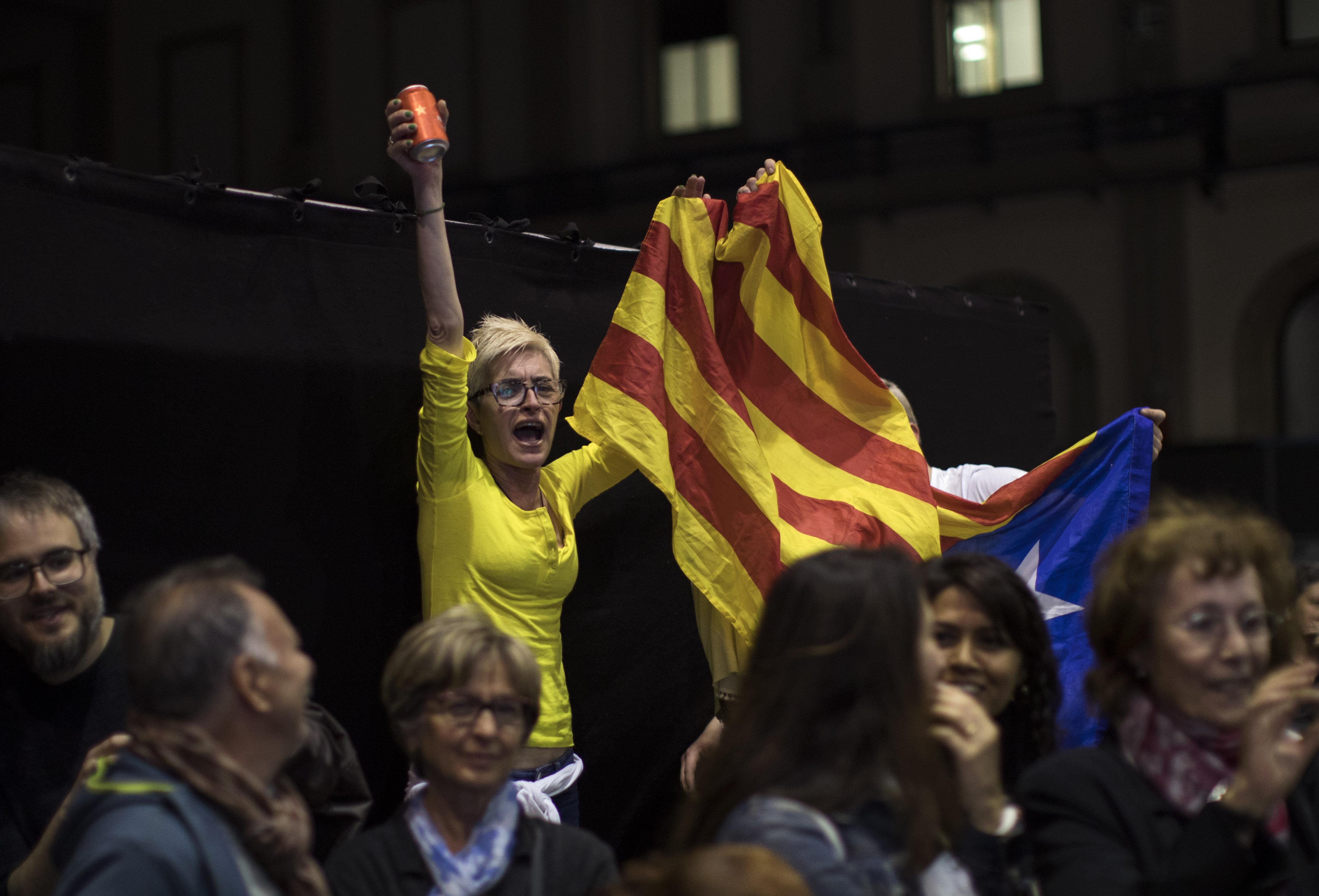 Ισπανία: Πέντε φυλακισμένοι Καταλανοί εξελέγησαν