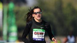 Dopage: Clémence Calvin de nouveau
