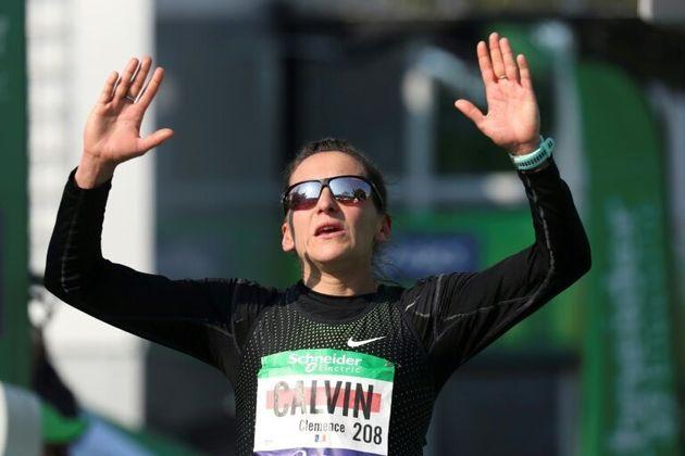 Dopage: Clémence Calvin de nouveau suspendue