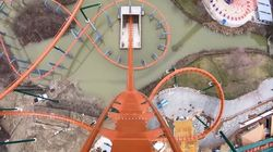 Thrills Or Sheer Terror? World's Tallest, Longest, Fastest Dive Coaster Is