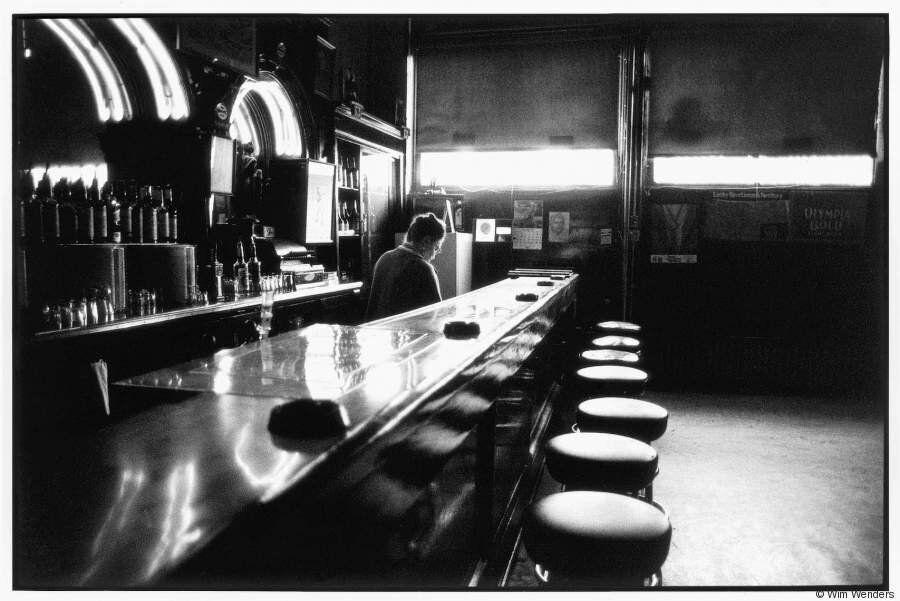 La fotografia secondo Wim Wenders: