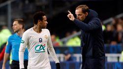 L'entraîneur du PSG condamne le geste de Neymar à l'encontre d'un