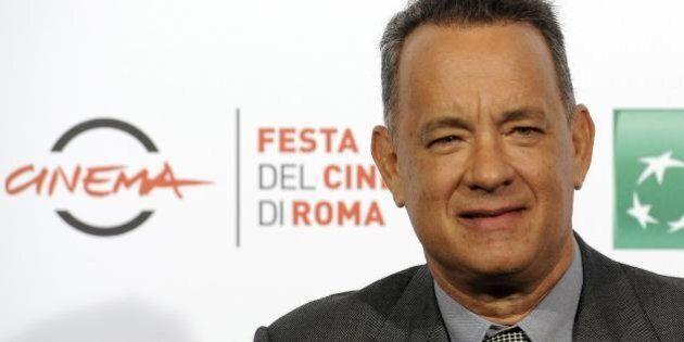 Tom Hanks al Festival di Roma:
