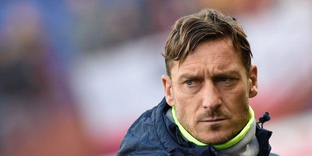 Francesco Totti sul suo addio al calcio: