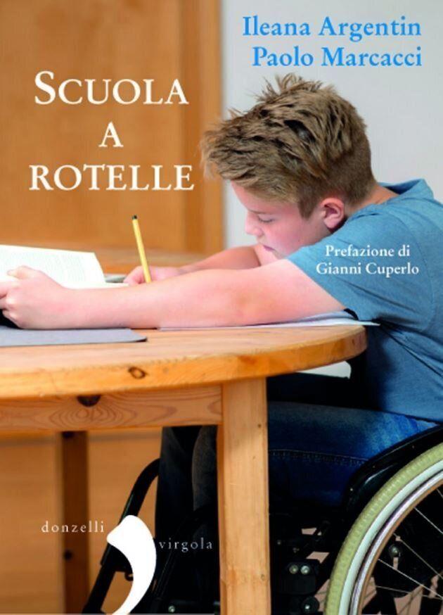 Ileana Argentin e la sua 'Scuola a rotelle':