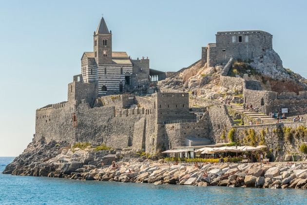 San Pietro Church of Portovenere,
