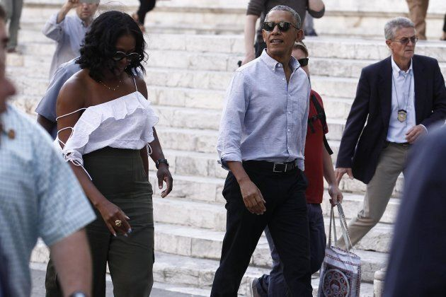 La dolce vita di Michelle e Barack Obama: nel loro viaggio da sogno fanno tappa a