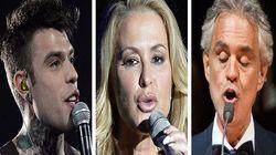 Fedez, Anastacia, Bocelli e la reunion delle Vibrazioni: annunciato il cast definitivo del Radio Italia