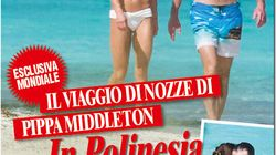Pippa Middleton come Obama: sceglie la Polinesia per la sua luna di
