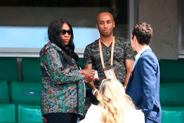 Venus Williams ha svelato per errore il sesso del nascituro di sua sorella Serena al Roland