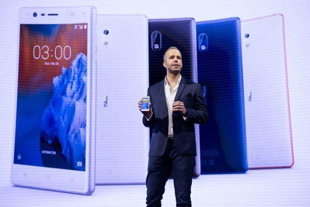 La Nokia lancia i primi smartphone della casa, i Nokia 3, 5, e 6: sui mercati entro fine