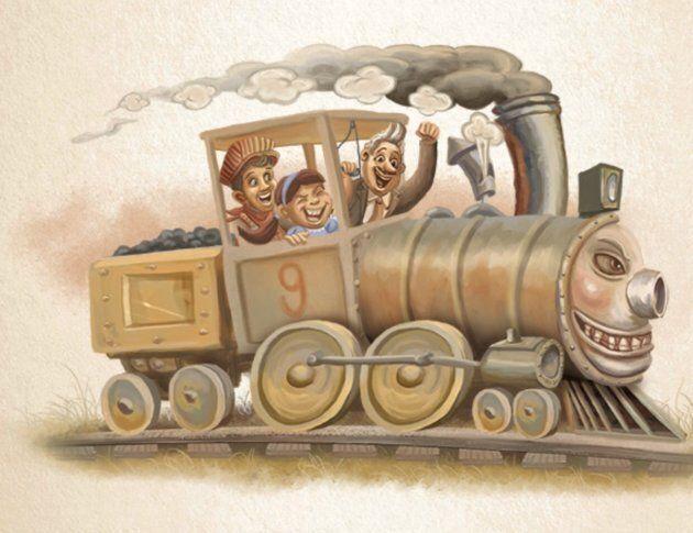 Basta horror, spazio alle favole: tutti a bordo del treno di Stephen