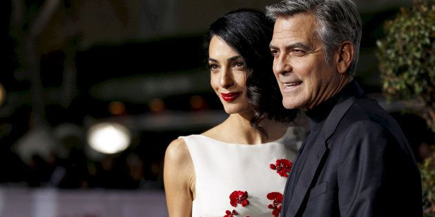 George e Amal sono diventati