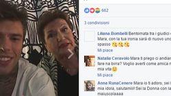 Fedez e la Maionchi insieme su Facebook per X Factor. E Mara dimostra di essere il vero idolo di questa