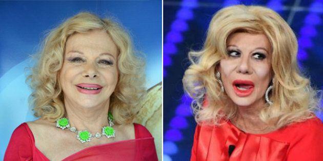 Sandra Milo ancora contro Virginia Raffaele: