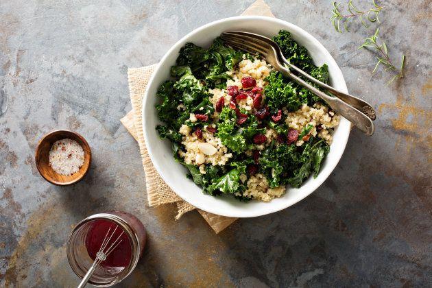 6 buoni motivi per inserire la quinoa nella tua