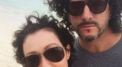 Shannen Doherty e il vento tra i capelli dopo il
