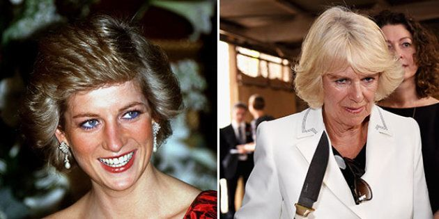 Diana Spencer minacciò di morte Camilla Parker Bowles: