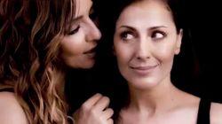 Ambra torna a cantare in duetto con Syria dopo 20 anni. E il singolo è un classico anni