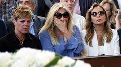 Ai funerali di Paolo Limiti c'erano tutti i suoi amici più stretti: Mara Venier, Frizzi, Pupo e Lele