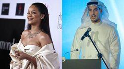 Rihanna ha una nuova fiamma: è un ricco miliardario saudita con una vip illustre fra le sue
