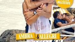 Ambra e Allegri sono ufficialmente la nuova coppia di