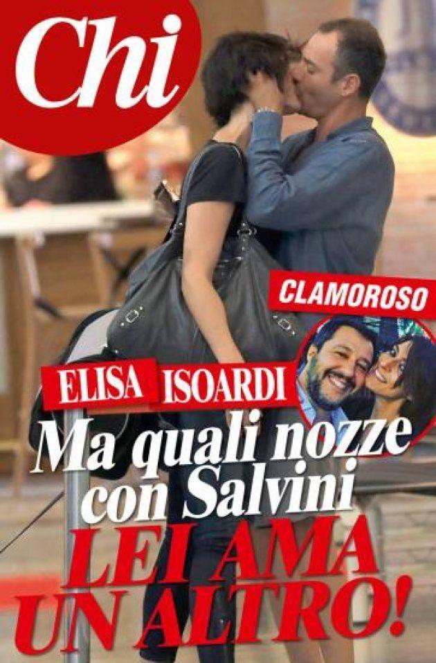 Elisa Isoardi e Matteo Salvini non sono più