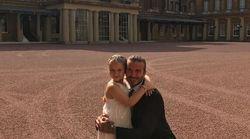 La figlia minore di Beckham festeggia il compleanno a Buckingham Palace, ma senza avvisare la