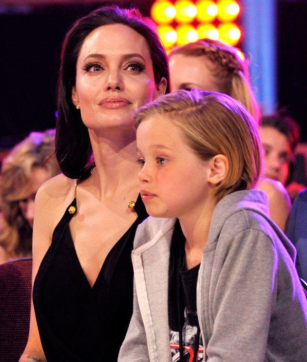 La sorpresa di Angelina Jolie alla figlia Shiloh dimostra perché è una brava