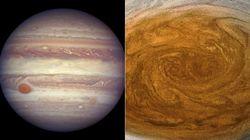 La tempesta più grande e feroce del Sistema Solare ha questa faccia qui (ed è su
