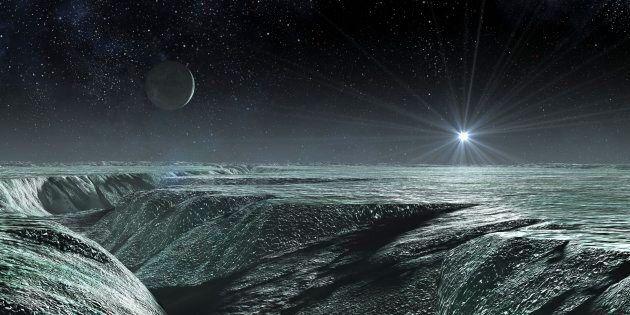 La NASA ricostruisce la superficie di Plutone in un video
