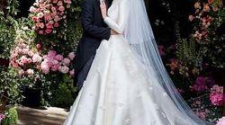 Miranda Kerr come Grace Kelly, il matrimonio da sogno della modella ricorda quello dell'attrice moglie di