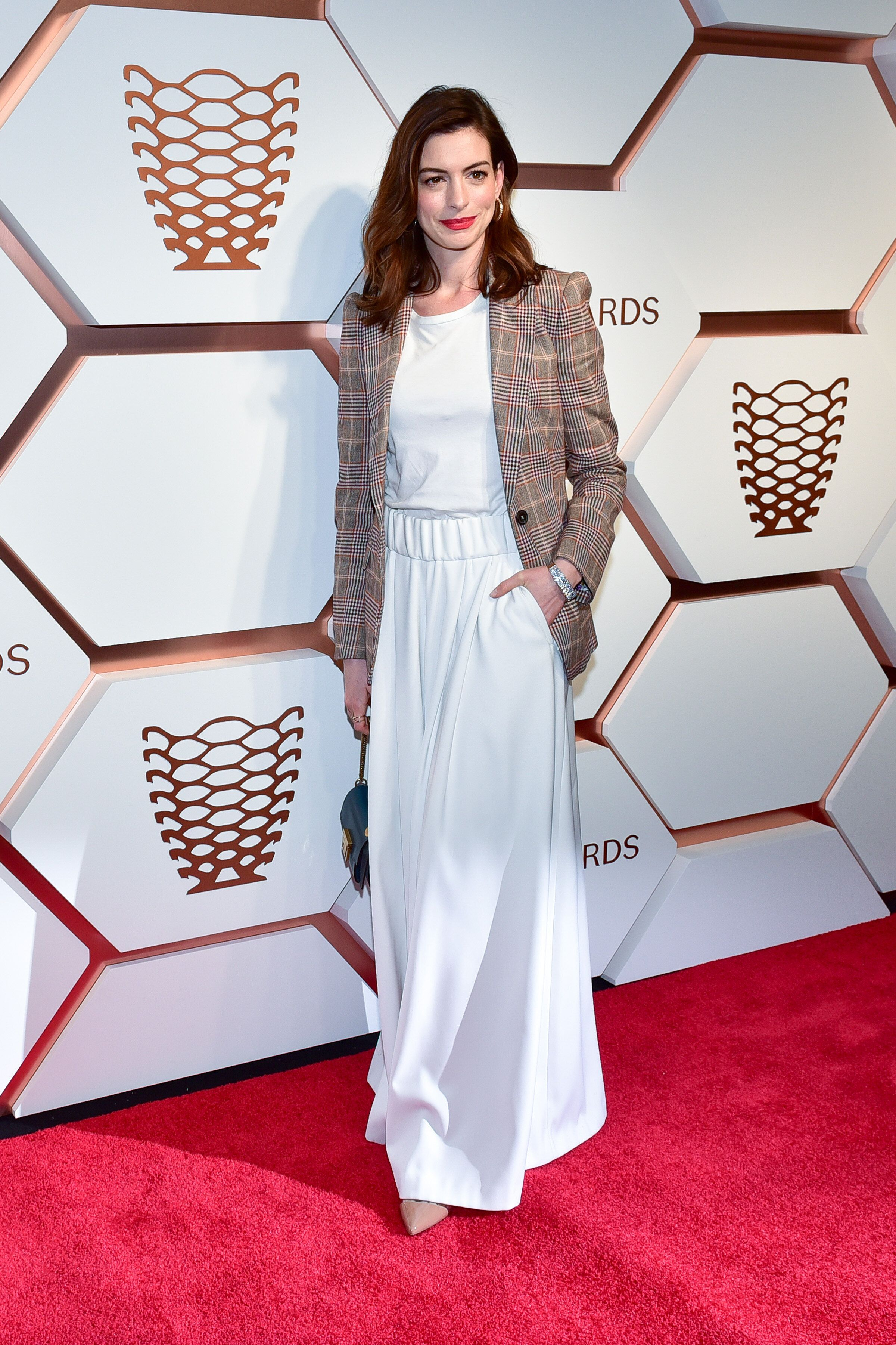 Anne Hathaway ya no es