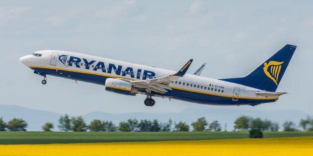 500mila voli Ryanair per l'Europa a partire da 9,99 euro, ma l'offerta scade alla mezzanotte del 25