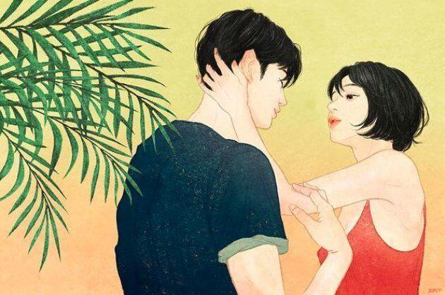 11 splendide illustrazioni che catturano il lato sensuale