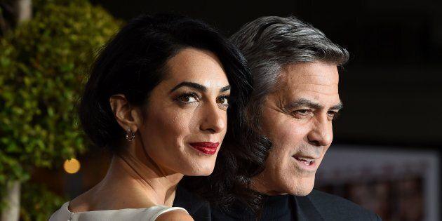 George e Amal Clooney aiuteranno 3mila bambini rifugiati siriani a