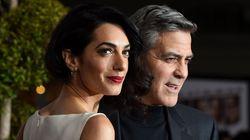 L'ultimo gesto di solidarietà di George e Amal è proprio quello di chi è appena diventato