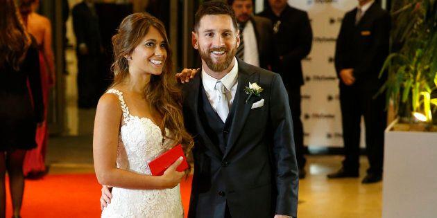 Al matrimonio di Messi, i suoi ospiti milionari hanno raccolto una colletta per beneficenza, ma la cifra...