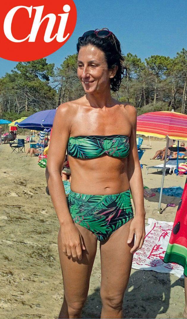 Le vacanze low cost di Agnese Renzi. Con la figlia in un campeggio da 8 euro a