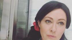 Questa foto di Shannen Doherty la aspettavamo da due