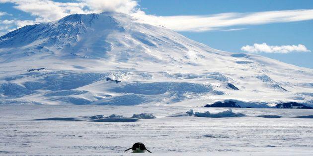 Scoperti circa 100 vulcani in Antartide, alcuni di essi forse